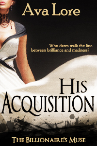 The Cover of His Acquisition